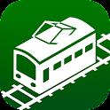 NAVITIME Transit Tokyo Japan icon
