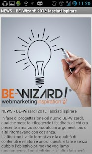 BE-WIzard! - screenshot thumbnail