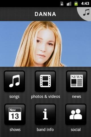 DANNA - screenshot