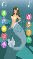 Screenshot of Mermaid Games