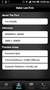 Ohio Injury Lawyers- screenshot thumbnail