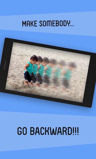 Backward Video - reverse video