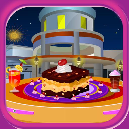 巧克力布朗尼蛋糕遊戲 休閒 App Store-愛順發玩APP