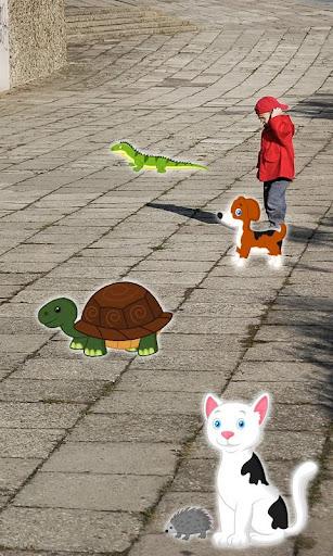 玩娛樂App|动物 - 照片贴纸免費|APP試玩