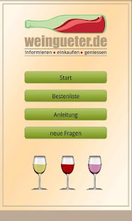 Weinquiz - Deutscher Wein- screenshot thumbnail
