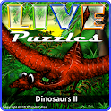 Dinosaurs II- Live Puzzles icon