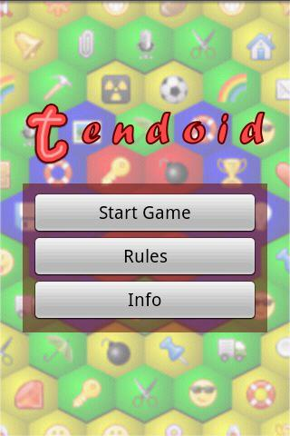 Tendoid (Mahjong 4 Kids)- screenshot