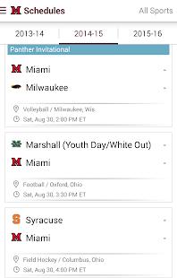 Miami RedHawks: Premium - screenshot thumbnail