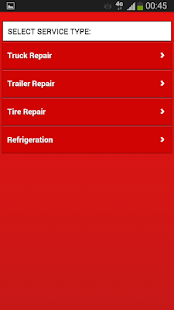 Find Truck Service Locator - screenshot thumbnail