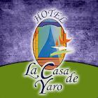 Hotel La Casa de Yaro icon