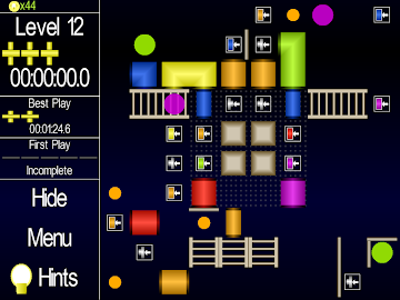 Tubes: Think, Move & Solve Screenshot 10