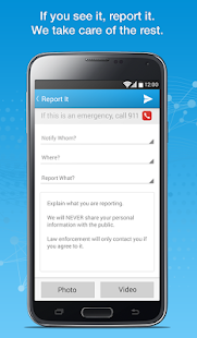 MobilePatrol Public Safety App - screenshot thumbnail