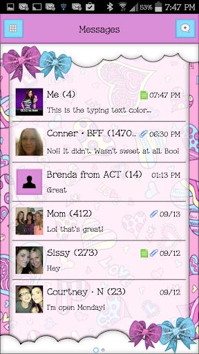 GO SMS - SCS231