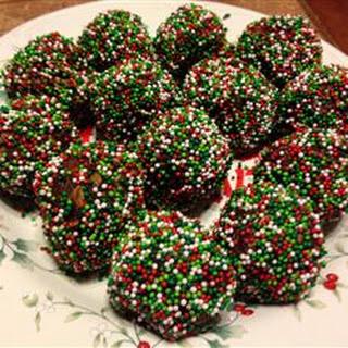Swedish Chocolate Balls (or Coconut Balls)