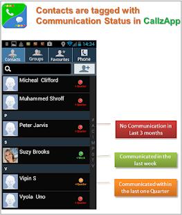 CallzApp - screenshot thumbnail