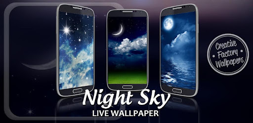 Night Sky Live Wallpaper Apps On Google Play