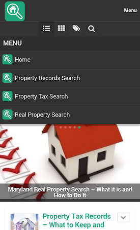 Property Search Tips 1.0 screenshot 10074