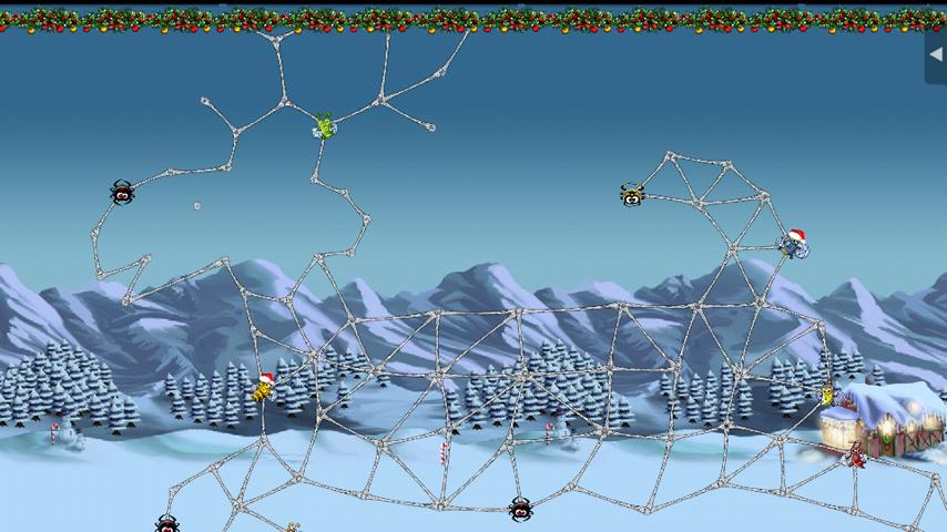 Greedy Spiders Free - screenshot