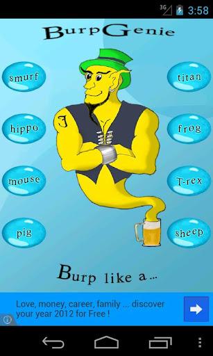 Burp Genie