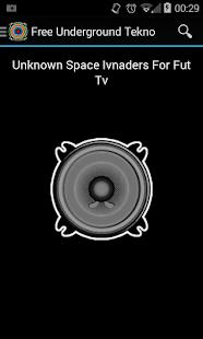 Free Underground Tekno Screenshot 1
