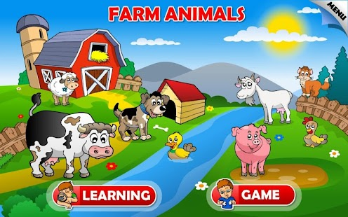 Kids Animals Farm and Zoo Free