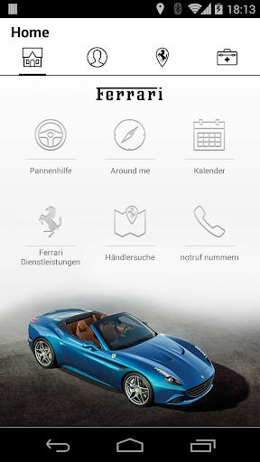 Ferrari Road DE