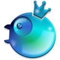 twimoroid (twitter,Facebook) logo