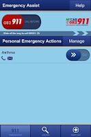 Screenshot of Netcare Assist