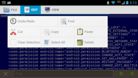 File Explorer (Root Add-On) - screenshot thumbnail