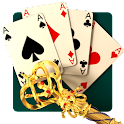 21 Solitaire Card Games icon