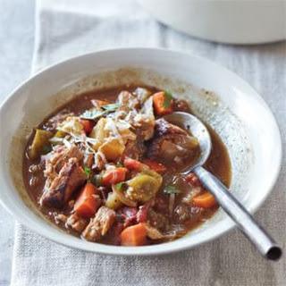 Pork and Tomatillo Stew Recipe