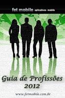 Screenshot of Guia de Profissões Grátis