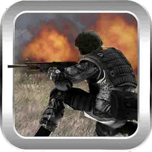敵のベース キャンプでの戦争 動作 App LOGO-硬是要APP