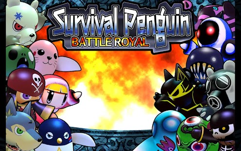 Survival Penguin Battle Royal - screenshot thumbnail
