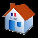Mairie et code postal logo