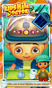 Kids Hair Doctor - Kids Game v2.1