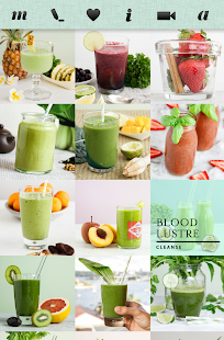 Green Smoothies- screenshot thumbnail