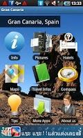 Screenshot of Gran Canaria Travel Guide