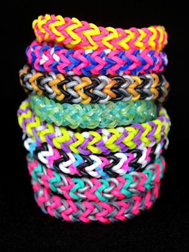 Rainbow Loom Designs Tutorials