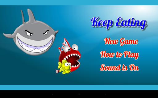 Keep Eating
