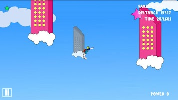 Screenshot of Jet Fly