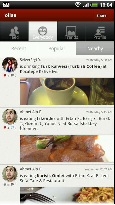 ollaa- screenshot