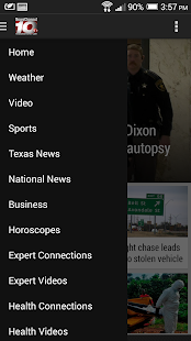 NewsChannel 10 – Amarillo, TX- screenshot thumbnail