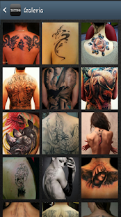 Fotos Tatuajes Tattoo- screenshot thumbnail