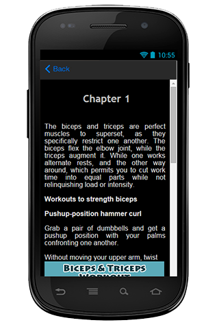 玩健康App|Biceps & Triceps Workout Guide免費|APP試玩