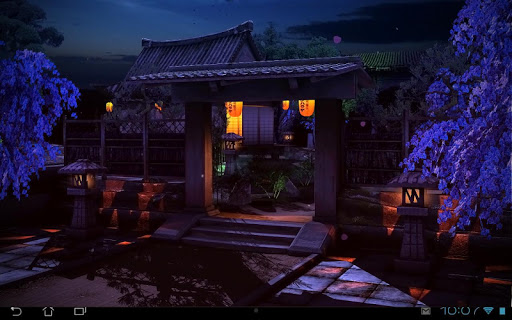 玩個人化App|Real Zen Garden 3D: Night LWP免費|APP試玩