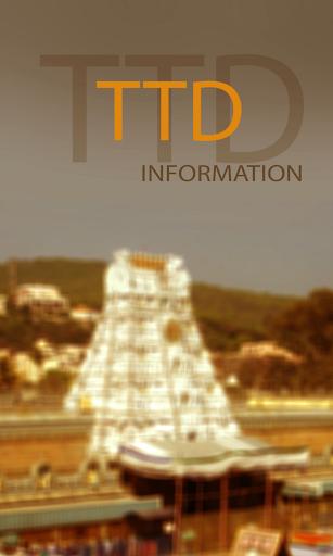 TTD Information