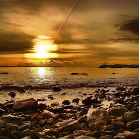 Stand By Me... by Joško Tomić - Landscapes Sunsets & Sunrises
