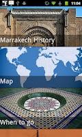 Screenshot of Marrakech Offline Travel Guide