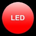LED Text Free icon
